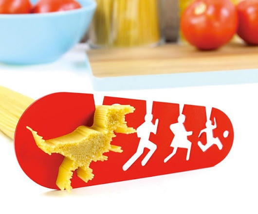 TGIF!!! T. rex Spaghetti Measurer!! - My Log