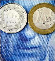Η SNB βάζει σε συναγερμό τις αγορές - Το τρελό ράλι του φράγκου