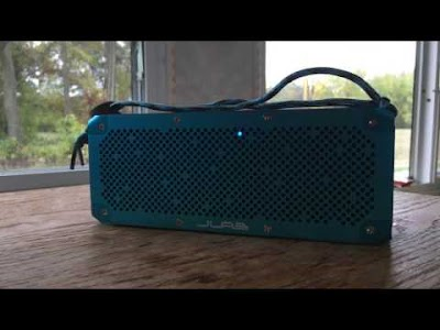 Gear Review: Crasher XL Splashproof Portable Bluetooth Speaker