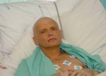 Alexander Litvinenko fue envenenado con la sustancia radiactiva polonio 210