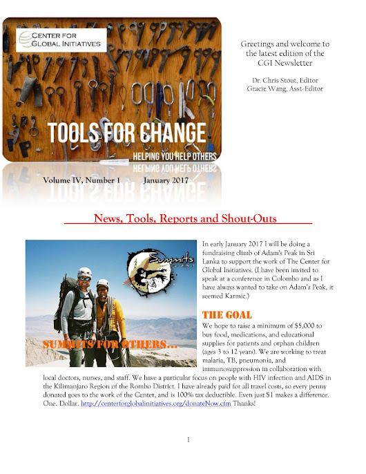 2017 January Tools for Change CGI Newsletter