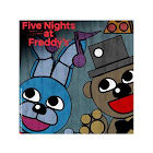 Forum Novelties Five Nights at Freddy's Lunch Napkins - 16 pack