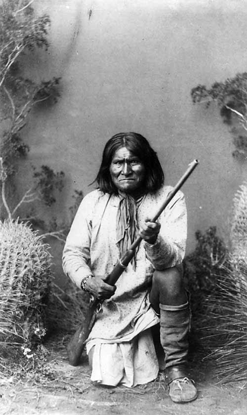 14) Geronimo