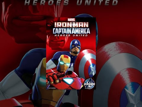 Marvel's Iron Man & Captain America Unite to Save the World from Evil