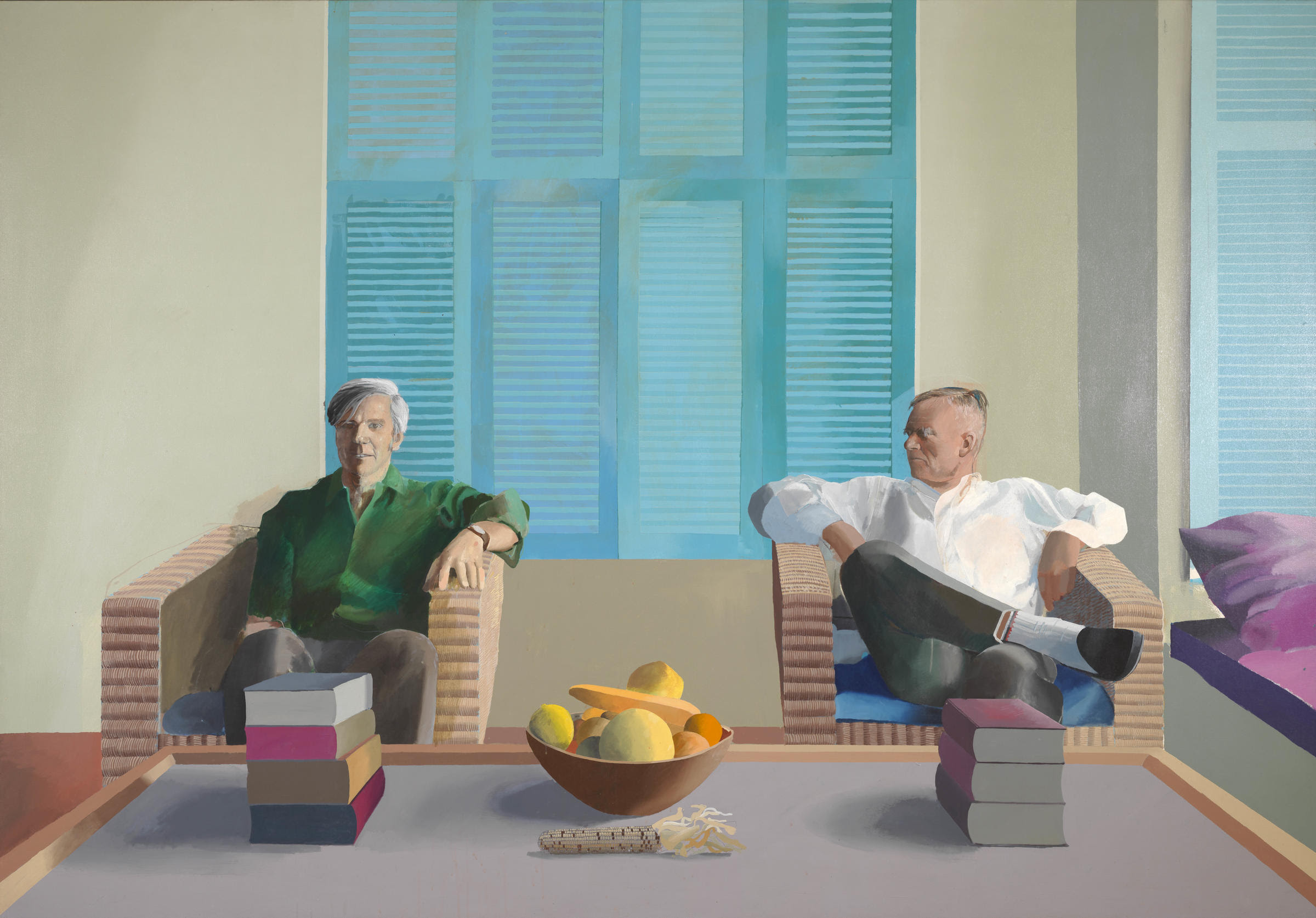 At 79, David Hockney Isn't Keen On Parties, But Still Paints Every Day ...