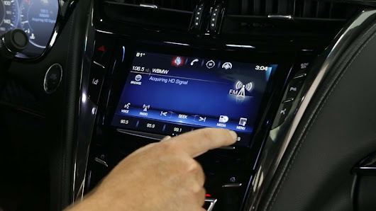 Hidden Costs of New Car 'Infotainment'