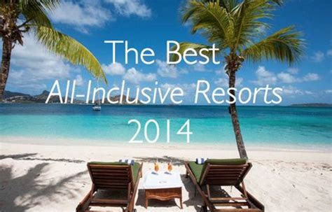 The 25 Best Caribbean All Inclusive Resorts ? 2014
