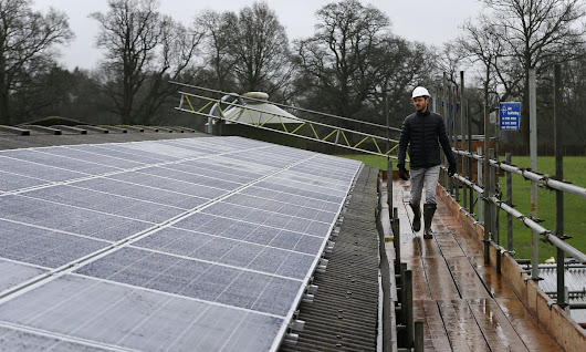 Treasury tax plans will 'decimate' UK's community energy projects | Environment | The Guardian