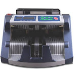 Commercial Digital Bill Counter with UV Detection - Accubanker AB1100UV - 220V - 50Hz