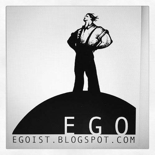 EGO logotype #fotosondag #FS120226 #stabil