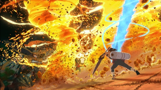 Naruto Shippuden: Ultimate Ninja Storm 4 Review - Xbox One - The Gamers' Temple