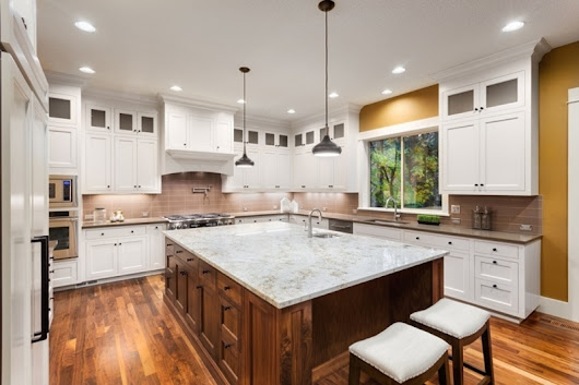 Why opt For Stone Bench Tops For Your Kitchen?