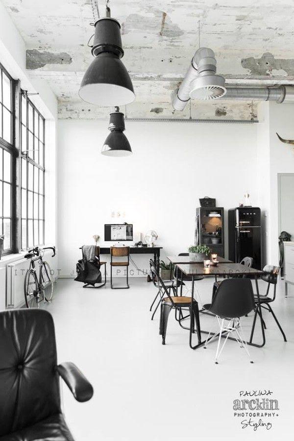 Lightfilled Loft in Eindhoven - emmas designblogg