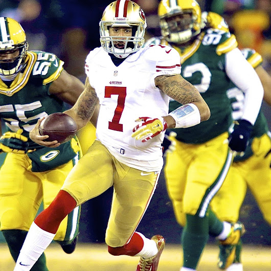 Kap Outduels Rodgers, Weather in Epic Battle
