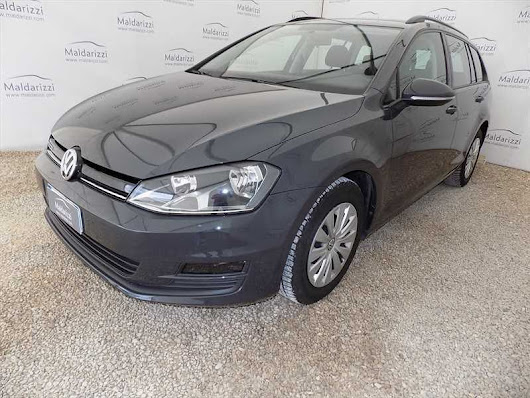 VW Golf 7ª serie Variant 1.4 TGI Comfortline BlueMotion