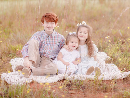 Athens, GA Childrens Photographer | Siblings