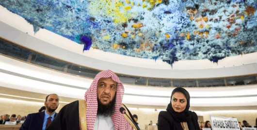 Saudi Arabia Praised by 75% of UN Delegates in Human Rights Review - UN Watch