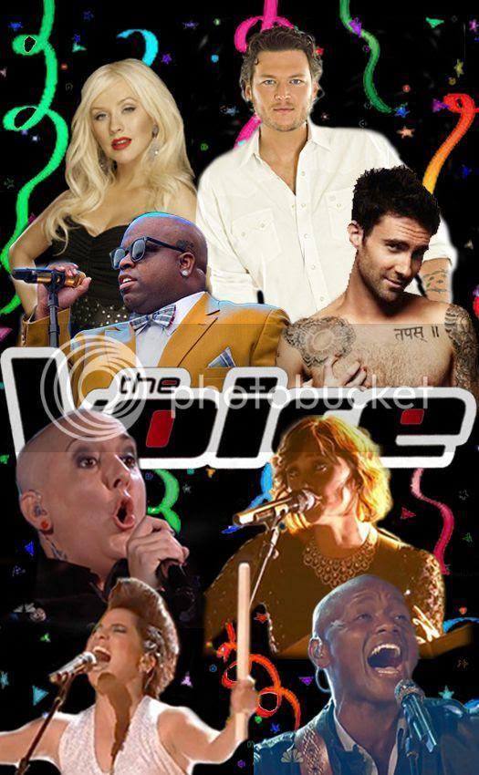 The Voice Finals