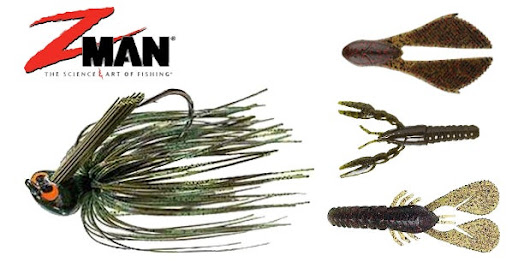 Z-Man CrossEyeZ Flipping Jig and Trailer Giveaway