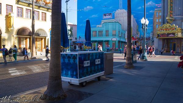 Disneyland Resort, Disney California Adventure, Hollywood Land, Frozen, Fun, Anna, Elsa, Meet, Greet, Animation, Building, FastPass, Return, Time, Ticket