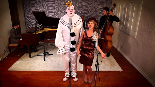 It's A 'Mad World' with Postmodern Jukebox & Puddles the Clown | Nerdist