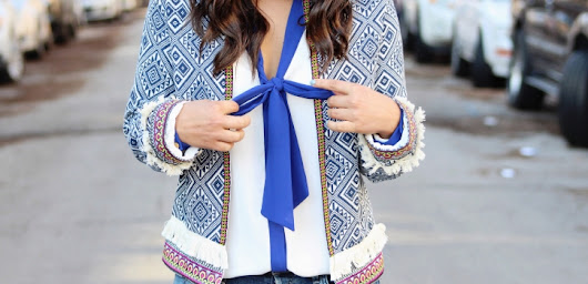 THE STATEMENT JACKET - PART 2 - WAYS OF STYLE