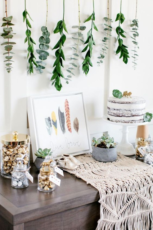 12 Hottest Baby Shower Themes for 2018 – Baby Blossom Company
