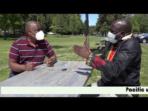 Kenyan Pastor in USA,Seattle recovers from Covid-19