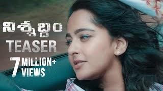 Nishabdham Telugu Movie (2019) | Teaser | Star Cast and Crew | Telugu New Movie