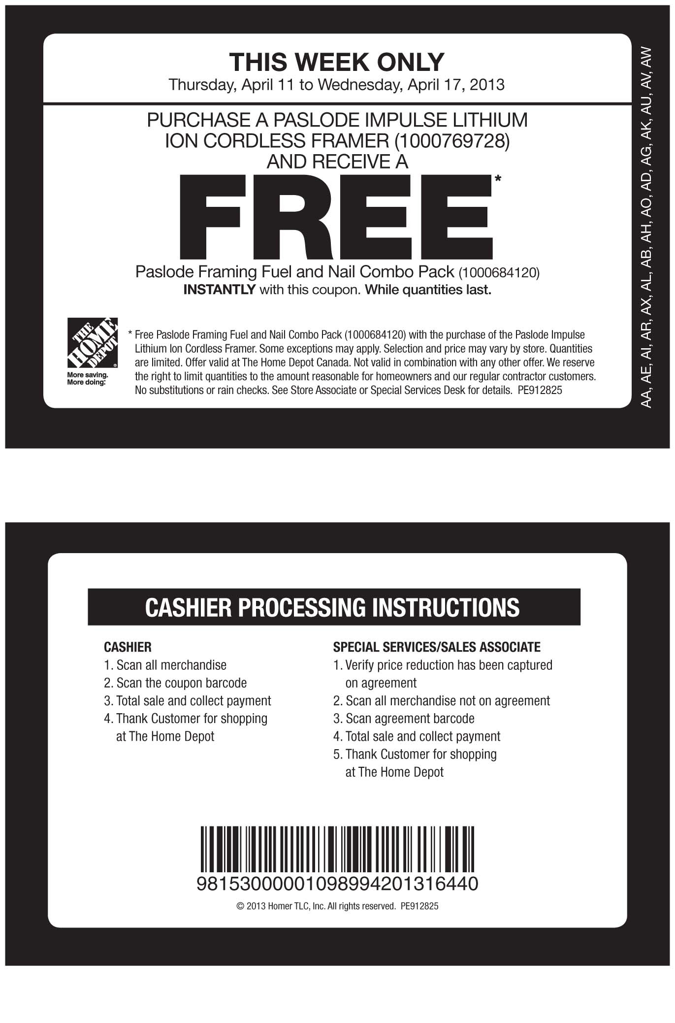 Home depot printable coupons canada M&m coupons free shipping