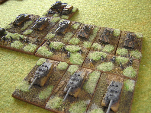 West German - 'A' Panzer Battalion