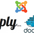 Installing Joomla Docker Container on Dply