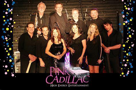 Pink Cadillac Band Nashville Wedding Party Band & DJ