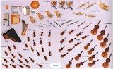 Orquesta - online jigsaw puzzle - 77 pieces
