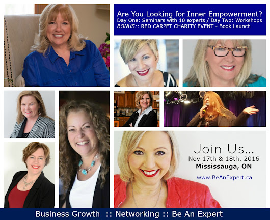 Business Convention | Empowered Entrepreneurs Toronto