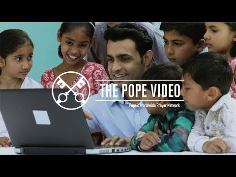 The internet is a gift from God and a responsibility: A video from Pope Francis