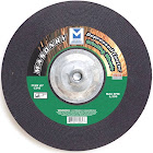 Mercer Abrasives 621030-25 Type 27 Depressed Center Grinding Wheels 4-Inch by 1/4-Inch by 5/8-Inch, 25-Pack 622030