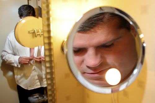 WED mirror head