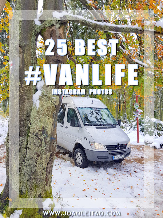 25 Best VANLIFE Instagram photos [2016 edition]