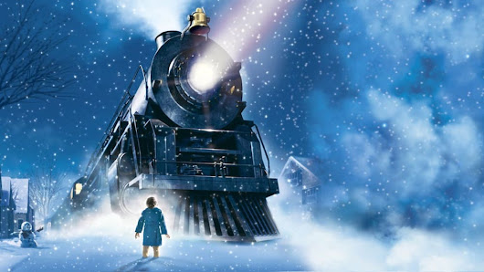 Screen on the Green: Polar Express Movie Screening at Discovery Green | 365 Things to Do in Houston
