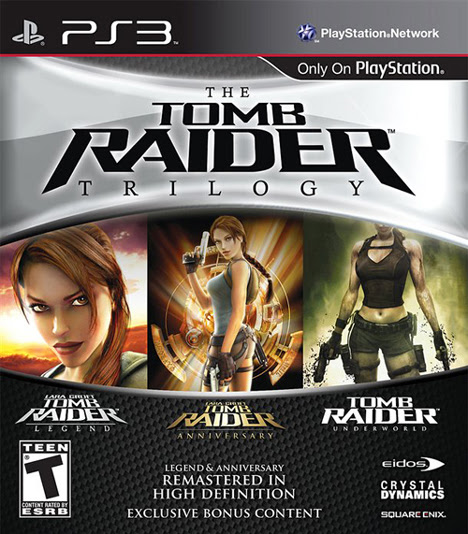 Tomb Raider Trilogy for PlayStaton 3