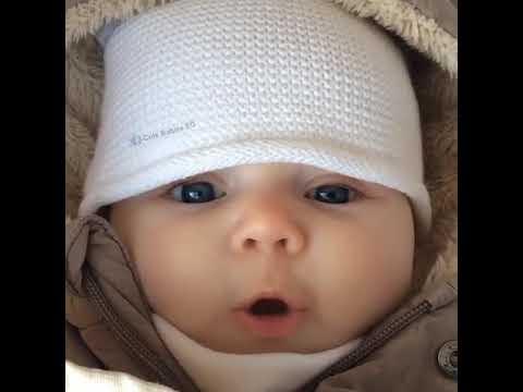 Cute Baby Whatsapp Status