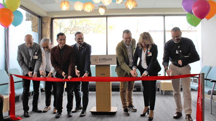 Trillium Health Celebrates Clinic Renovations - In Good Health - Rochester Area Healthcare Newspaper