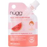 nügg Watermelon Sleep and Face Mask, 1.1 oz
