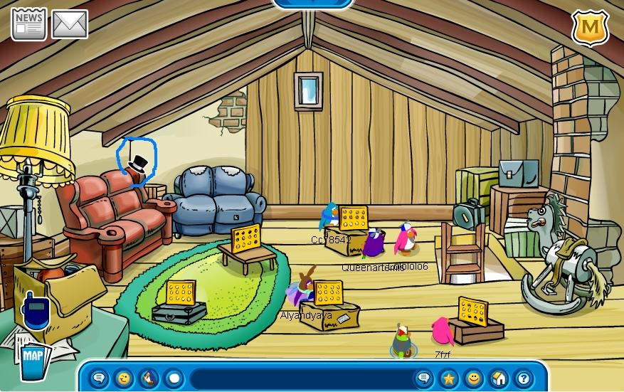 Club Penguin Yeni Pin-We