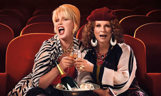 Where To Watch The Ab Fab Movie In London, Sweetie Darling | Londonist