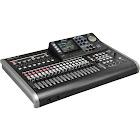Tascam DP-24SD 24 Track Complete Digital Studio Recorder, Black
