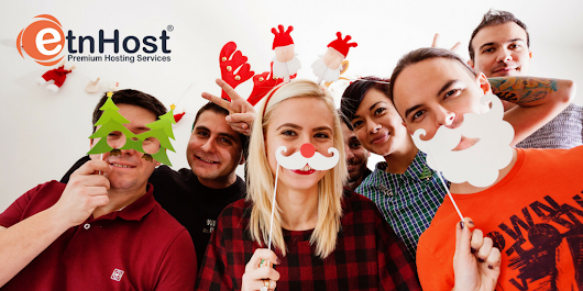 'Tis the Season for Domain and Ho-Ho-Hosting Deals - Up to 70 % OFF | Official ETNHost Blog