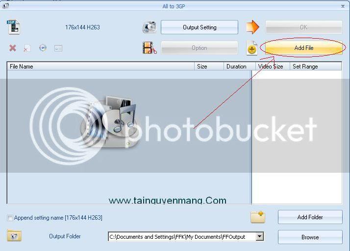 Hướng dẫn chuyển đổi video thành các đuôi khác nhau bằng Format Factory -
