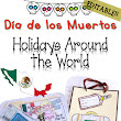 Only $1! Day of the Dead ~ Dia de los muertos Mexico: Holidays Around The World
